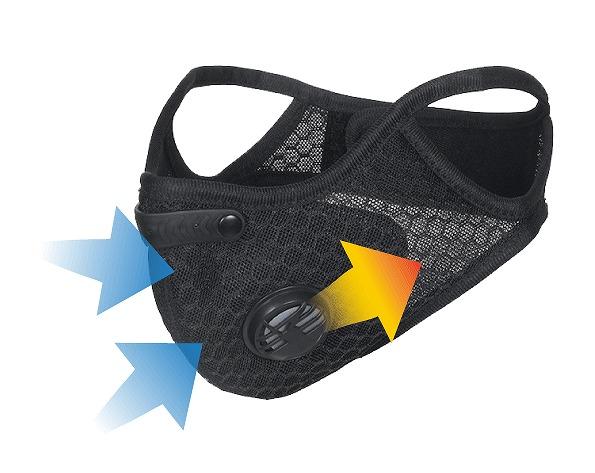 マスク ランニング ランニング用マスクおすすめ人気5選!効果と機能を徹底比較